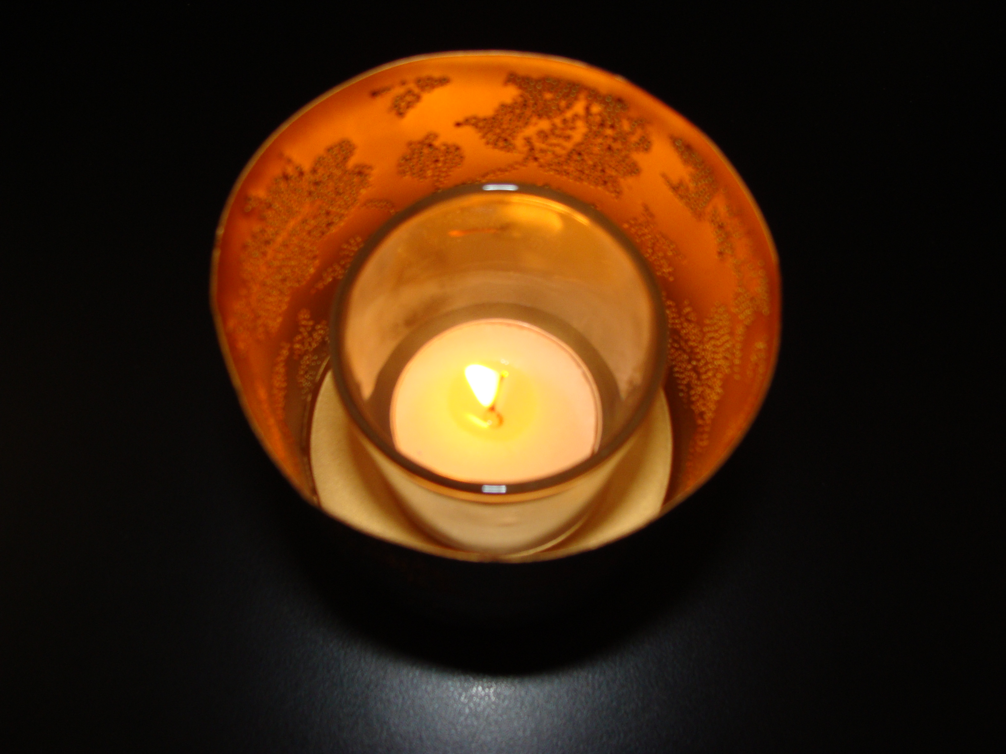 We ve all heard the saying it is better to light one candle than